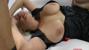 Busty blonde Heidi Hills desires sex scene in HD