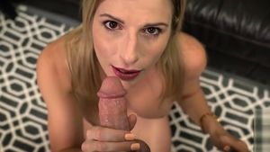 Rough cumshot along with big tits mature Cory Chase