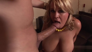 Blonde Brandy Talore pussy eating sex scene HD