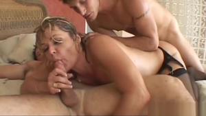 Cougar Kelly Leigh has a taste for plowing hard HD