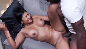 Sex together with young mexican babe