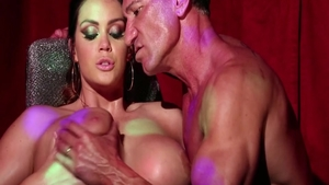 Hard sex along with busty babe Alison Tyler