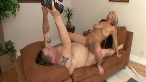 Rough real sex with big tits amateur Mia Rider