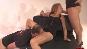Cumshot starring hot deutsch MILF