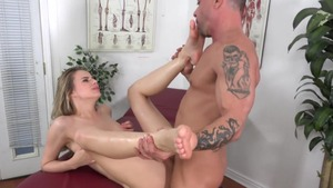 Pussy sex together with mature Jillian Janson