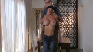 Mature Alexis Fawx as well as Steve Holmes handjob