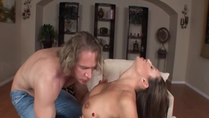 Sky Taylor in hard gonzo pussy fuck