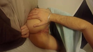 Loud sex with wet pussy girl