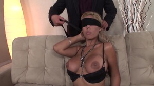 Fetish real fucking escorted by busty mature Bridgette B