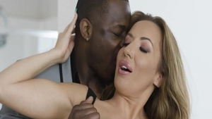 Mature Richelle Ryan interracial banging