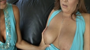 Huge boobs MILF Erica Lauren loves plowing hard