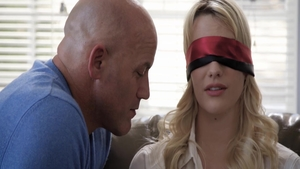 Hard ramming escorted by babe Kenna James