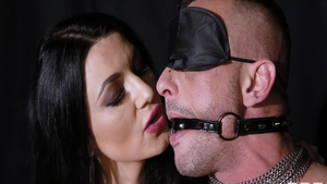 Ania Kinski in raw fetish torture