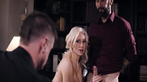 Kenzie Taylor and Tommy Pistol penetration