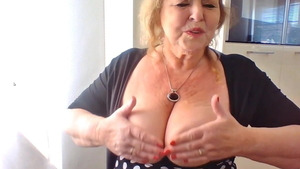 Raw sex with huge tits girl