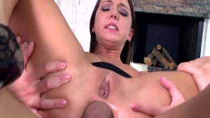 Foxy Di together with Christian Clay anal fucked