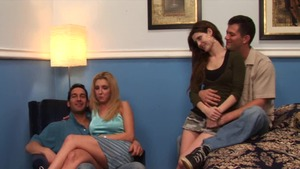 Foursome together with Vivian West along with Jenni Lee