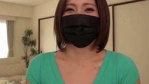 Very kinky japanese wife has a passion for MMF HD