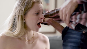Young Riley Star has a passion for real sex
