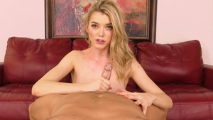 Gorgeous Anny Aurora has a thing for nailing