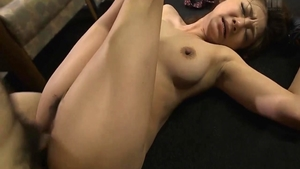 Japanese Minori Hatsune in uniform creampie