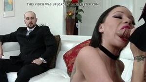 Hotwife has a thing for real fucking