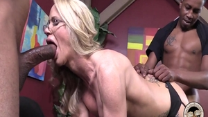 Very hot Simone Sonay pussy licking sex video