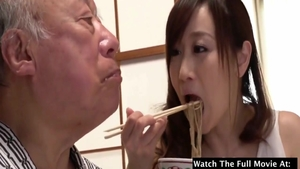 Wild asian experience fucked in the ass