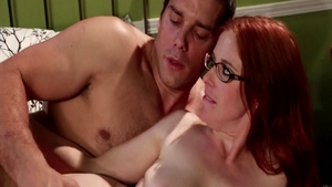 Glamour redhead Penny Pax likes good fuck