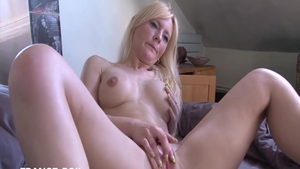 Real fucking escorted by young MILF