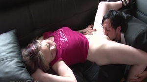 Pounding escorted by sensual MILF