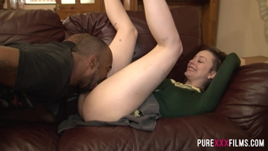 Brutal hard nailining along with Alessa Savage