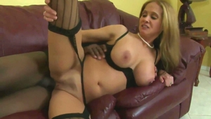 Big boobs blonde need rough nailing in HD