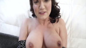 Loud sex escorted by big ass babe Charlotte Cross