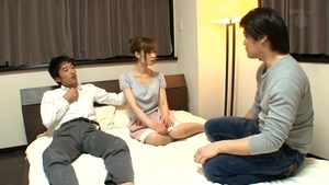 Hairy japanese rushes POV rough nailing in HD