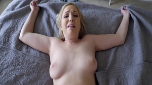 Very hot Zoe Parker together with Brad Knight POV Pussy fucked