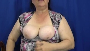 Large boobs female roleplay in HD