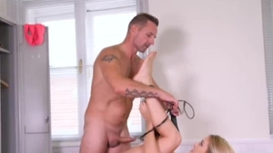 Submissive bondage starring muscled deutsch blonde hair