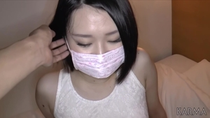 Japanese creampie in HD