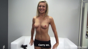 Super sexy european teacher helps with good fucking in HD