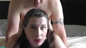 Caught rough nailing along with hairy deutsch amateur