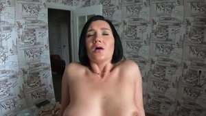 Large boobs deutsch amateur goes for raw sex HD