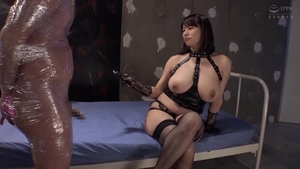 Hard sex with large tits japanese mature