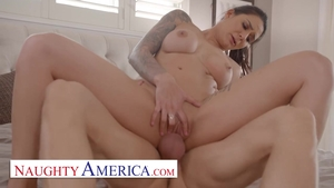 Large boobs Alexis Zara masturbating