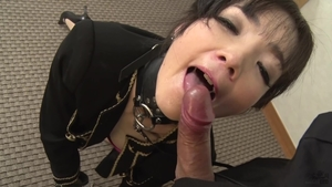 Threesome accompanied by hairy japanese stepmom