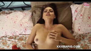 Nailing with huge tits desi