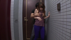 Between huge tits hairy asian stepmom
