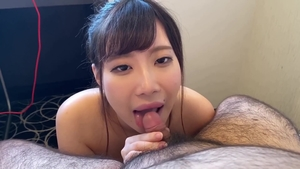 JAV asian bends to get fucked