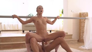 Petite Katy Rose craving nailing