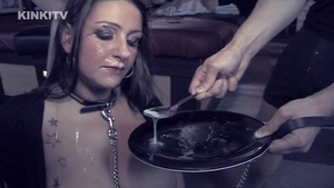 Dani Amour humiliation in club HD